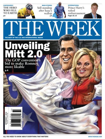 The Week Cover - 9/7/2012