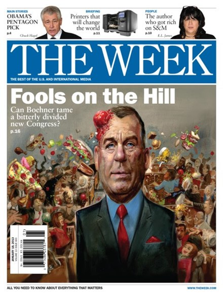 The Week Cover - 1/18/2013
