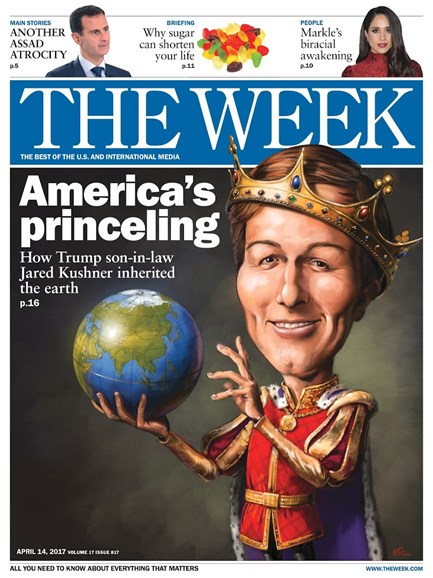 The Week Cover - 4/14/2017