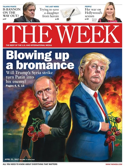 The Week Cover - 4/21/2017