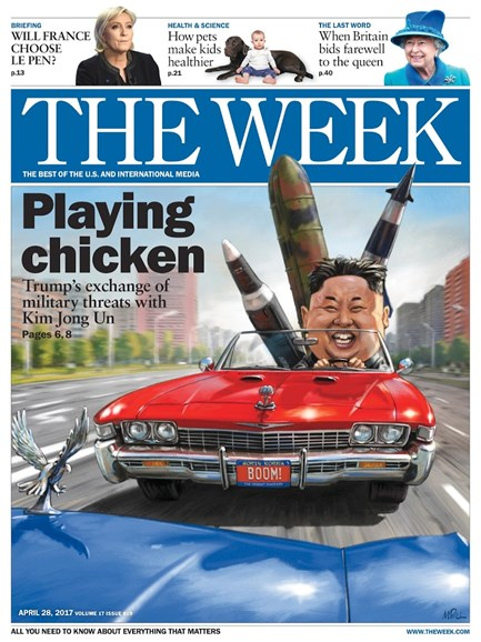 The Week Cover - 4/28/2017