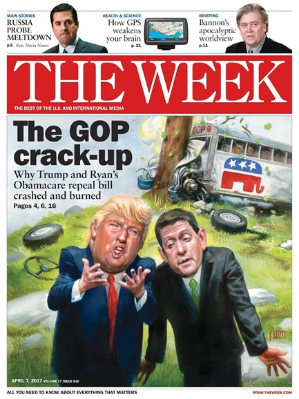 The Week Cover - 4/7/2017