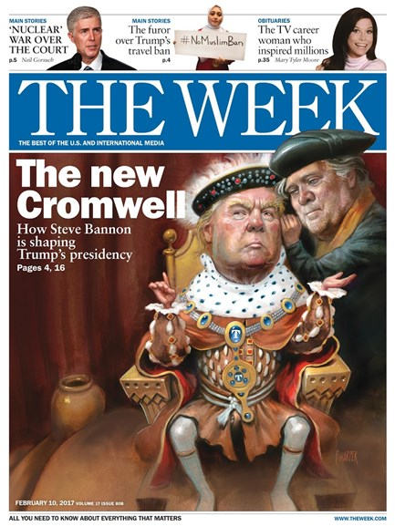 The Week Cover - 2/10/2017