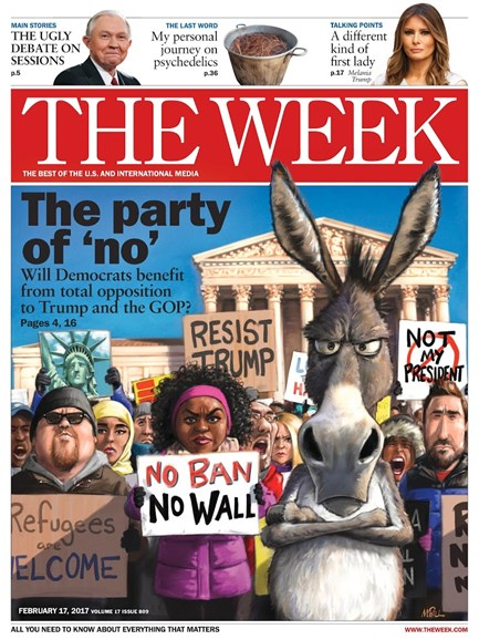 The Week Cover - 2/17/2017