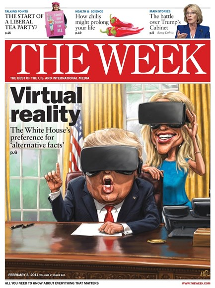 The Week Cover - 2/3/2017
