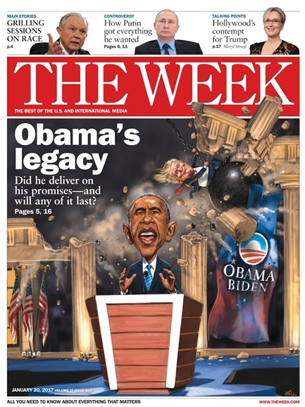 The Week Cover - 1/20/2017