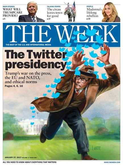 The Week Cover - 1/27/2017