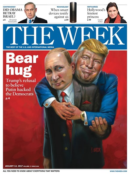 The Week Cover - 1/13/2017