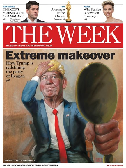 The Week Cover - 3/10/2017