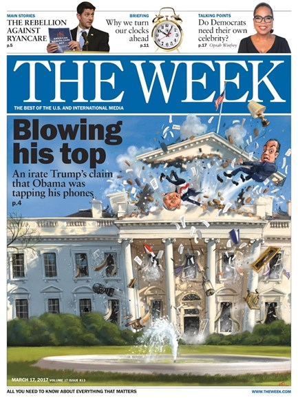 The Week Cover - 3/17/2017