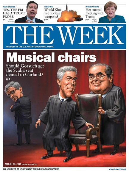 The Week Cover - 3/31/2017