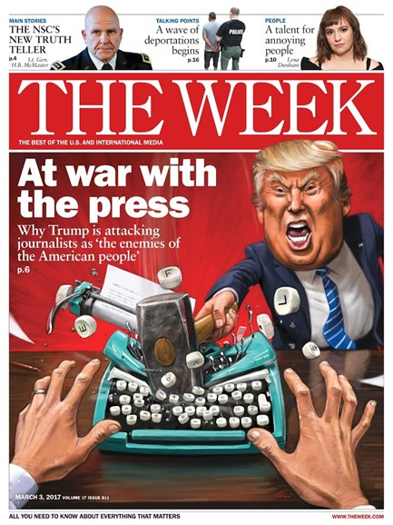 The Week Cover - 3/3/2017