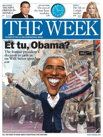 The Week Cover - 5/12/2017