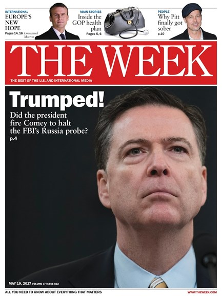 The Week Cover - 5/19/2017