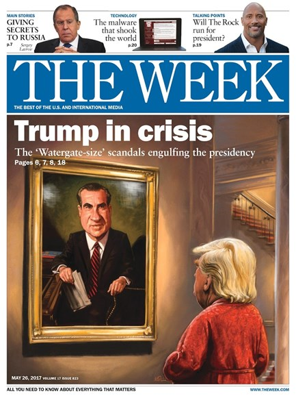 The Week Cover - 5/26/2017