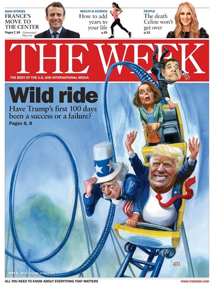 The Week Cover - 5/5/2017