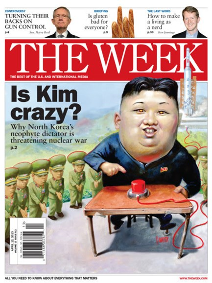 The Week Cover - 4/12/2013