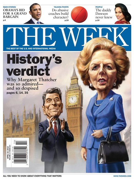 The Week Cover - 4/19/2013