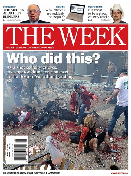 The Week Cover - 4/26/2013