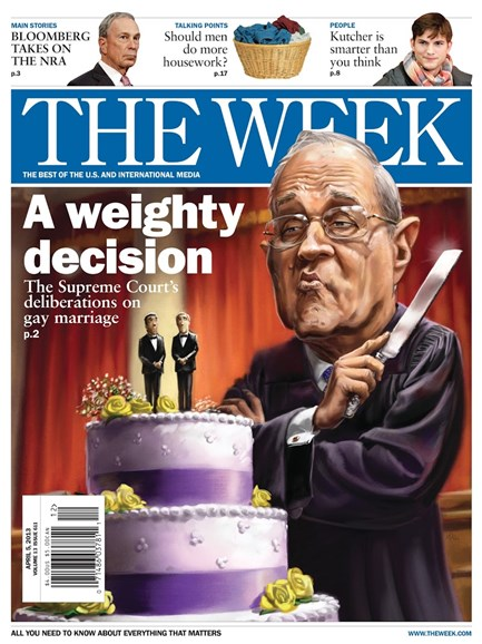 The Week Cover - 4/5/2013