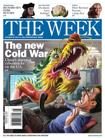 The Week Cover - 2/15/2013