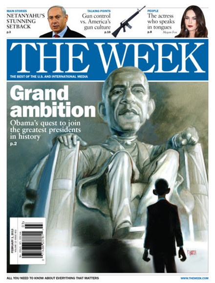 The Week Cover - 2/1/2013