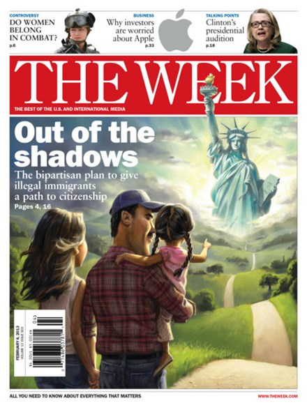 The Week Cover - 2/8/2013