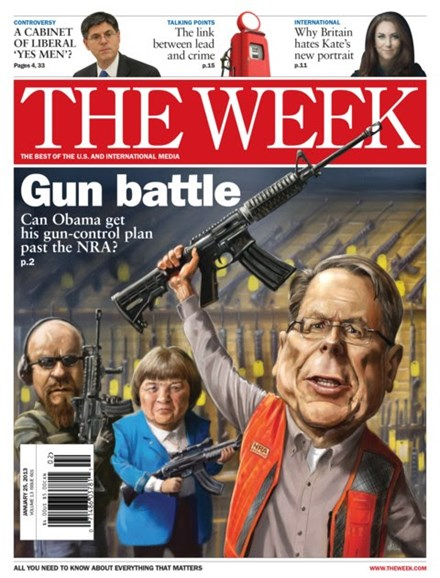 The Week Cover - 1/25/2013