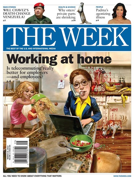 The Week Cover - 3/15/2013