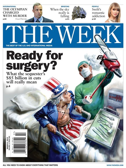 The Week Cover - 3/1/2013