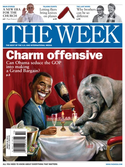 The Week Cover - 3/22/2013