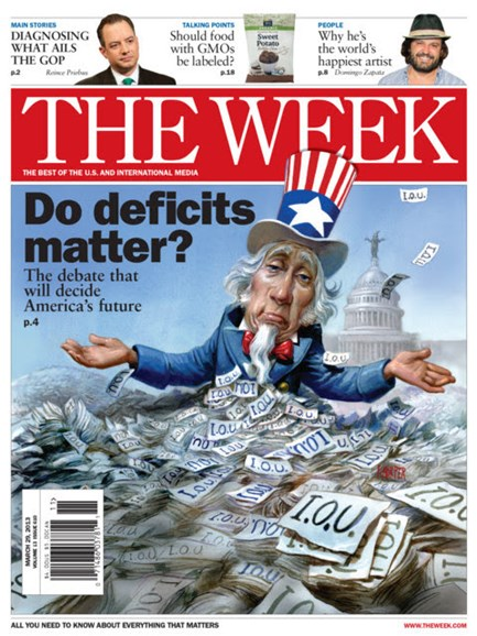The Week Cover - 3/29/2013