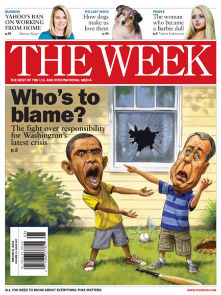 The Week Cover - 3/8/2013