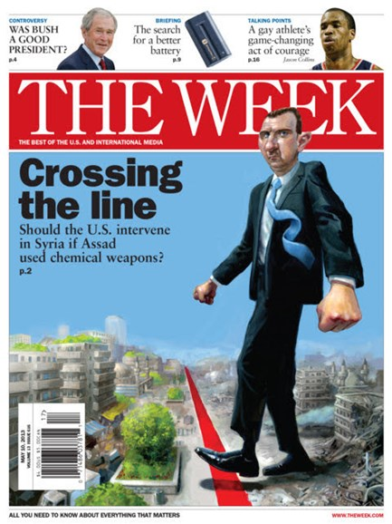 The Week Cover - 5/10/2013