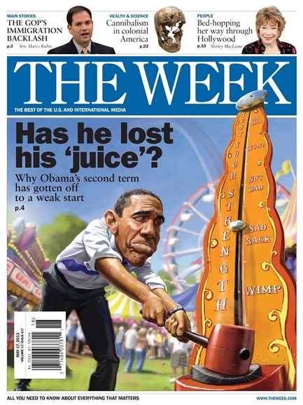 The Week Cover - 5/17/2013