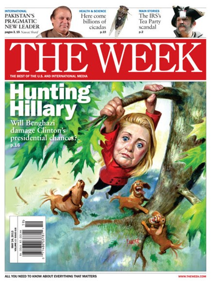 The Week Cover - 5/24/2013