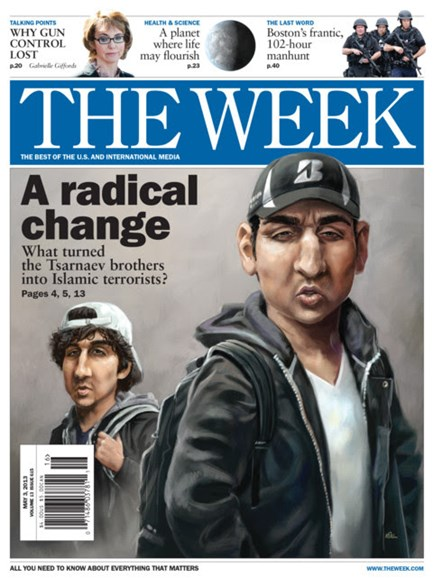 The Week Cover - 5/3/2013