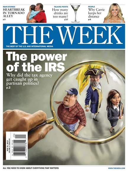 The Week Cover - 5/31/2013