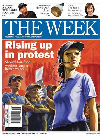 The Week Cover - 8/16/2013