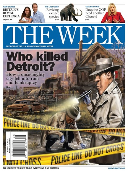 The Week Cover - 8/2/2013