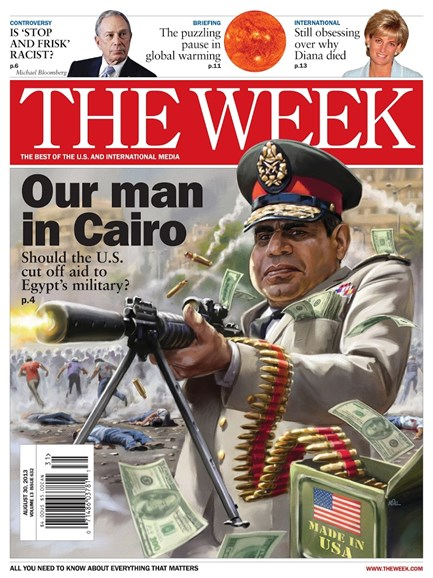 The Week Cover - 8/30/2013