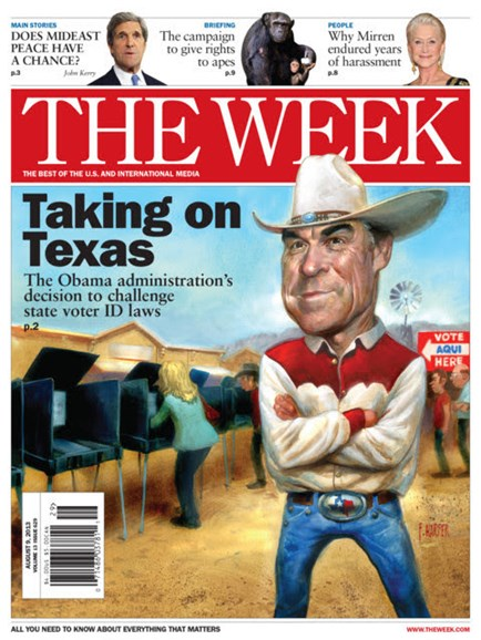 The Week Cover - 8/9/2013