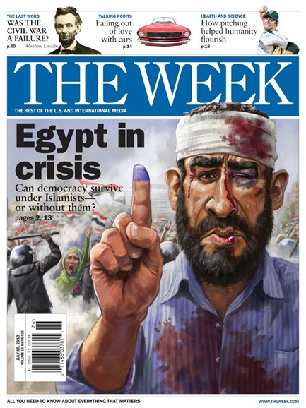 The Week Cover - 7/19/2013