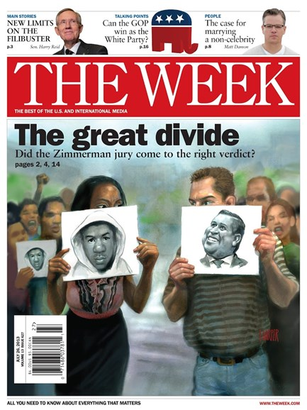 The Week Cover - 7/26/2013