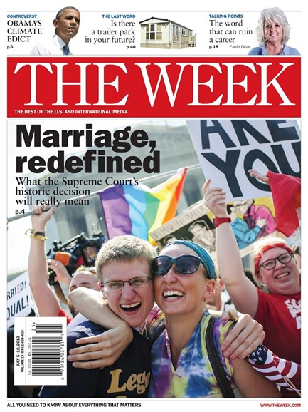 The Week Cover - 7/5/2013