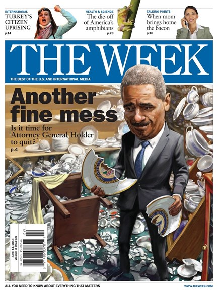 The Week Cover - 6/14/2013