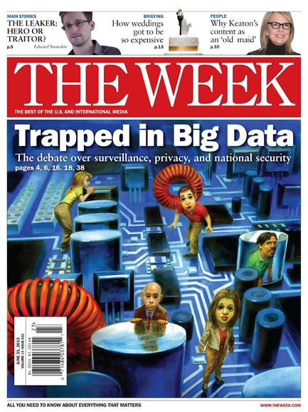 The Week Cover - 6/21/2013