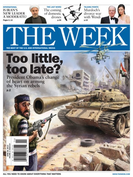 The Week Cover - 6/28/2013