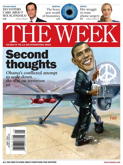 The Week Cover - 6/7/2013