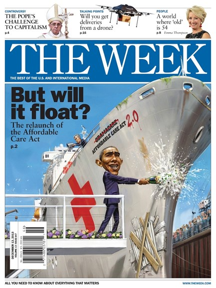 The Week Cover - 12/6/2013